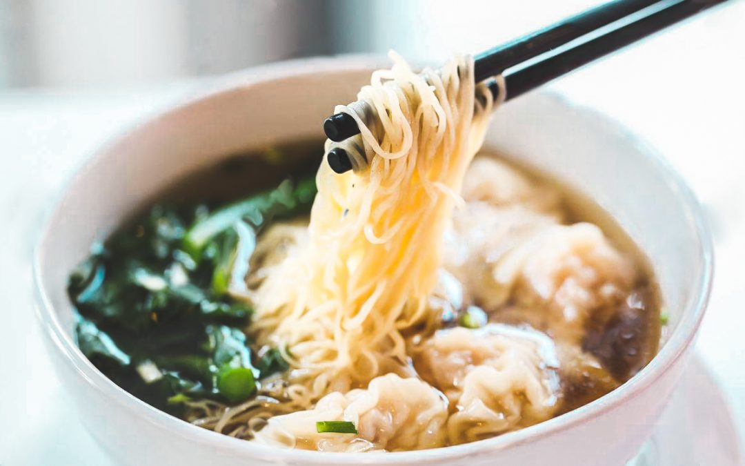 9 Wonton Noodle Shops to Get You Wonton More!