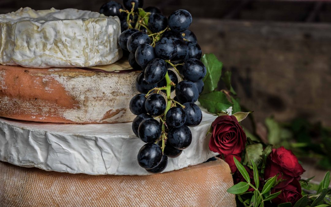 Wine and Cheese Pairing with Patrice Marchand (from Les Frères Marchand)